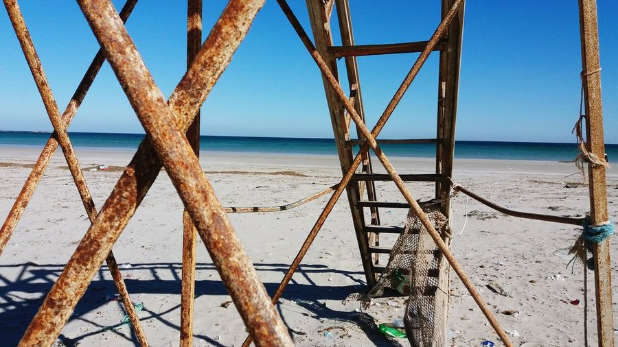 Sea Beach Gabes Tunisia <3