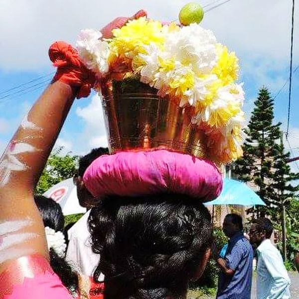 Traditional Cavadee 2015 _mauritius