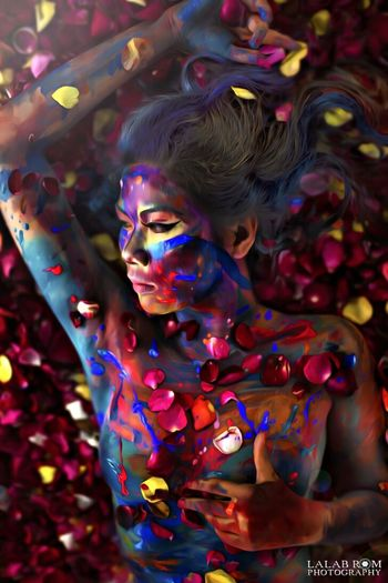 Colours Lalabromphotography Rivetpointstudio EyeemPhilippines Portait Of A Woman
