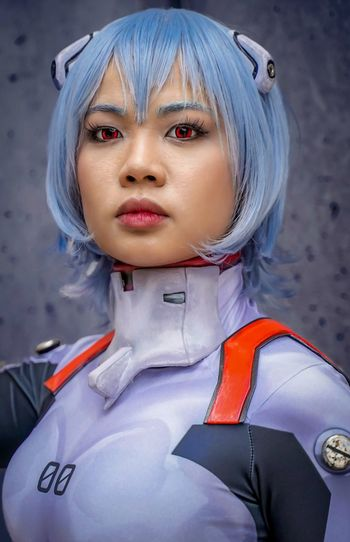 NYCC 2018 Nycc2018 NYCC Cosplayer Cosplay Portrait Headshot Real People Front View People Young Adult Lifestyles Young Women Close-up Women Beautiful Woman Uniform