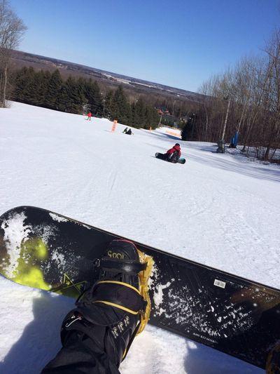 Skiing 😎🏂