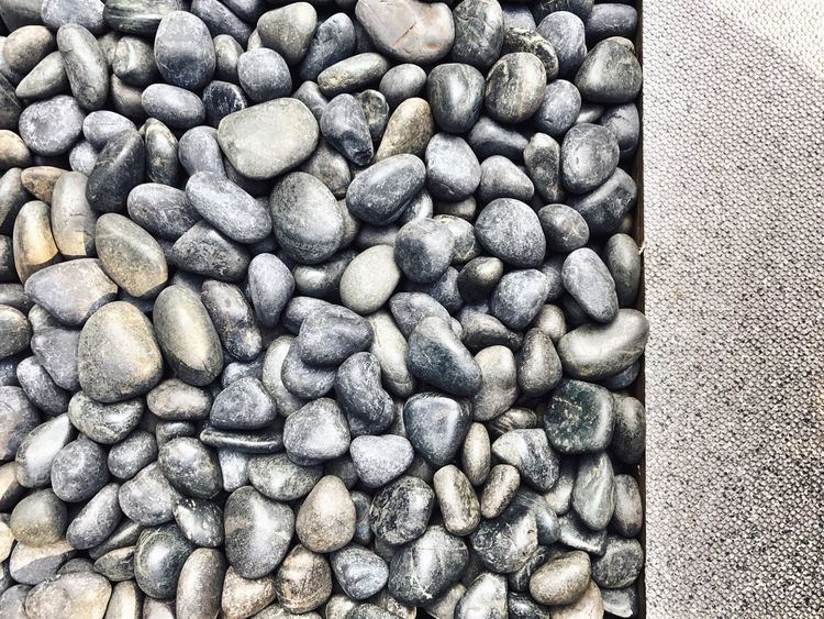 Large Group Of Objects Pebble No People Nature Full Frame Backgrounds Close-up Place Of Worship Stones Shrines & Temples Shrine Of Japan IPhoneography Shotoniphone7 Grey Streetphotography Ground High Angle View EyeEmJapan Japan Photography Tokyo Japanese Culture