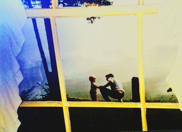 through the window, Window Fatherandsonmoments Memories, Fatherhood Moments Fatherandson Sweet Moments Havingason