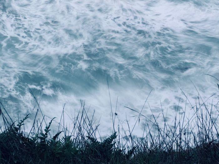 Cliffhanger Sea
