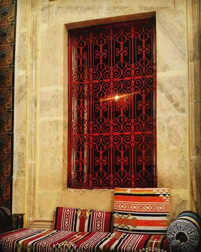 Design Ornate Architecture Door Built Structure Pattern History Windows Palace Day Red Window Ancient Travel Destinations Gold Colored Indoors  Building Exterior Close-up