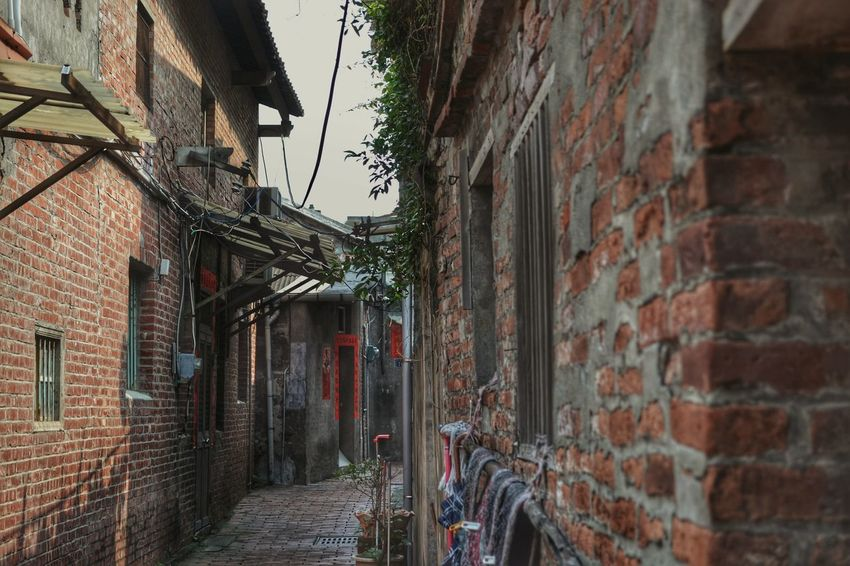 Old Town Alley Afternoon Sunshine Shadow Light And Shadow Red Brick House Red Brick Wall 壁萌 Architecture No People From My Point Of View Lifestyles Street Photography Streetphotography Streetphoto_color Nostalgia Nostalgic Landscape Landscapes Eye4photography  EyeEm Best Shots EyeEm Gallery 2016.03.31 專)yuna's 鹿港記錄in彰化 Taiwan