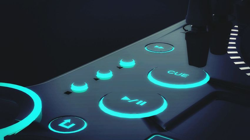 Dj pad Dj Pad Party Time Partypartyparty Party All Night Partymusic Music Mix 3d Rendering