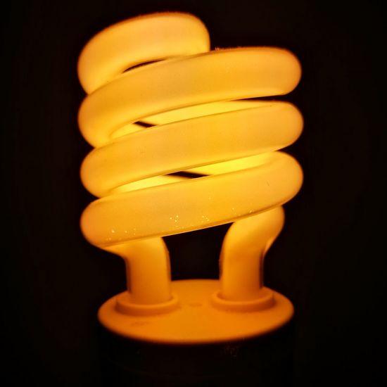 Light Bulb Illuminated Electricity