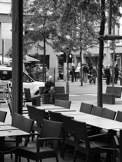 Meir Antwerp Waiting