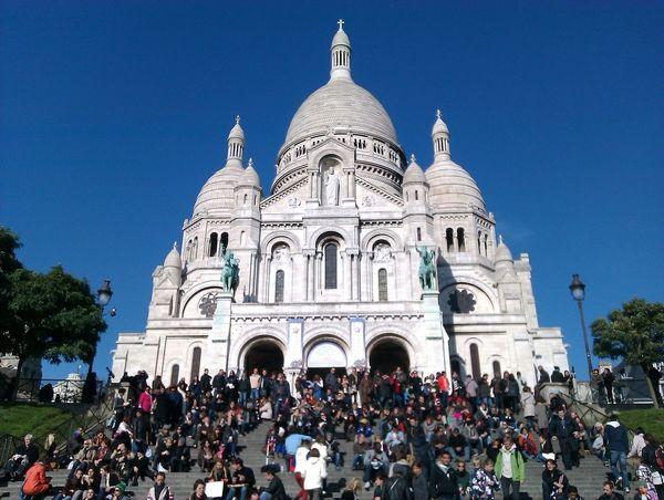 Under Pressure Paris, France  Travel Photography