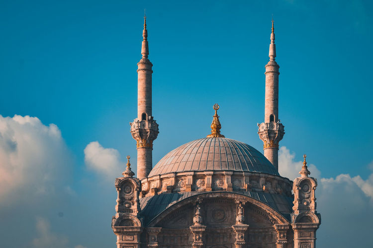 ortakoy mosque Mosque The Architect - 2019 EyeEm Awards City Dome Place Of Worship Religion Blue Business Finance And Industry Sky Architecture