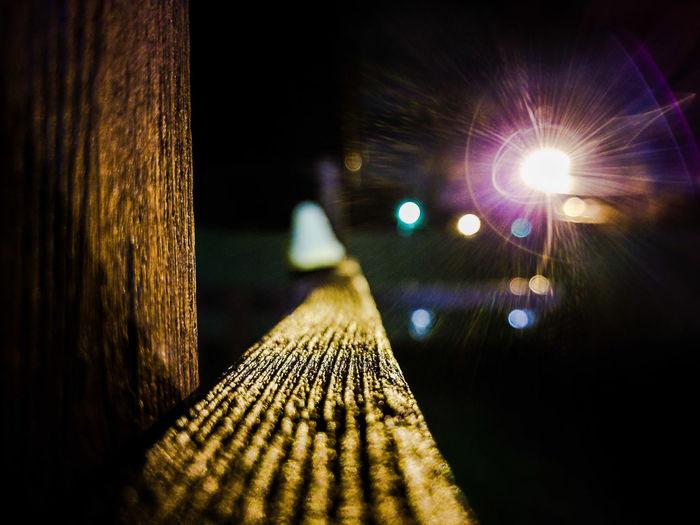 Night Illuminated Defocused No People Outdoors EyeEmNewHere