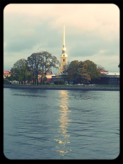 St Petersburg Church (: Sunshine ☀ Water, Water_collection, Hello World, Reflection, Water Reflections re