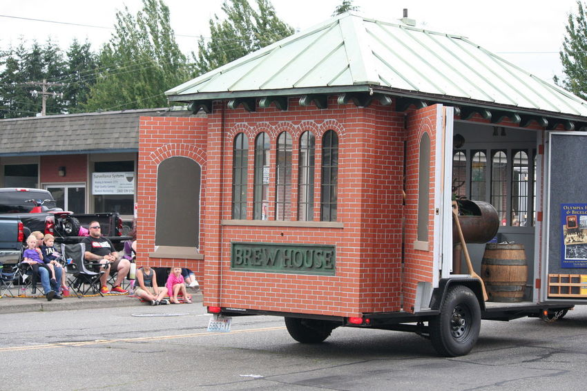 4th Of July 2016 4th Of July Parade Brewery Celebration Celebration Event History Parade Parade Float