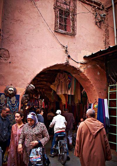 Traveling Marrakech