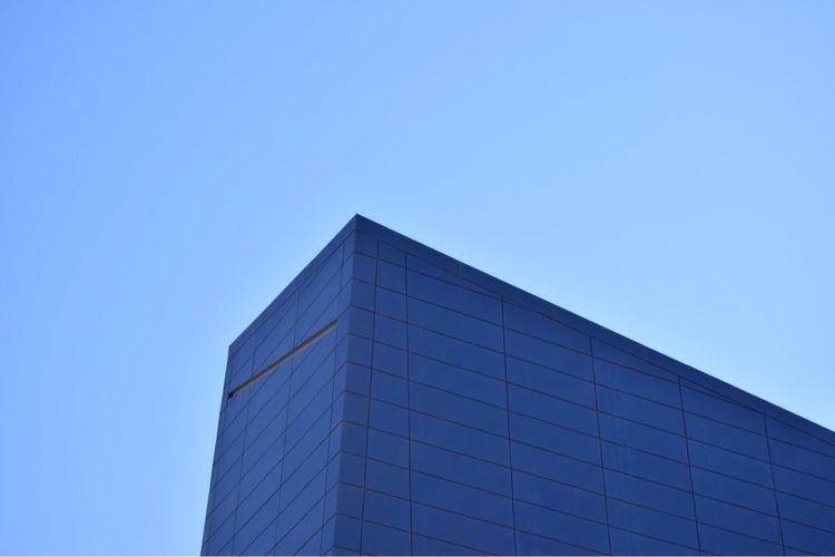 Modern Architecture Photography Photo