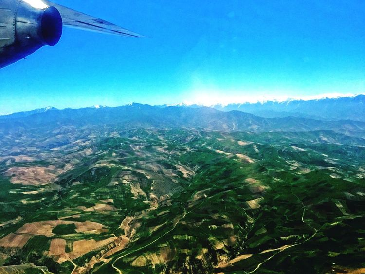 Afghanistan Northern Afghanistan Beautiful Nature Arialview Nature Plane Planeporn Kabul Afghanistan North Afghanistan Green Green Green!