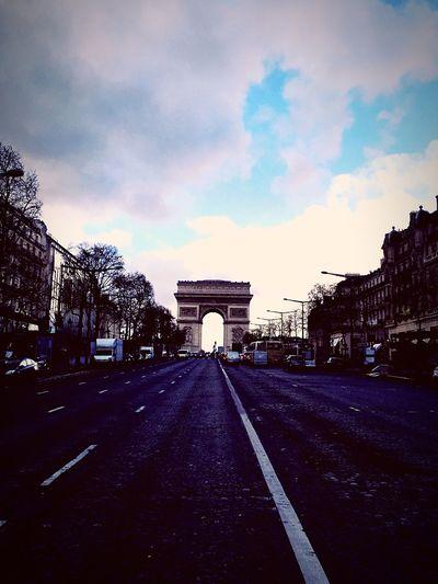 Coldweather Paris Could'vebeenbetter M Champs-Élysées