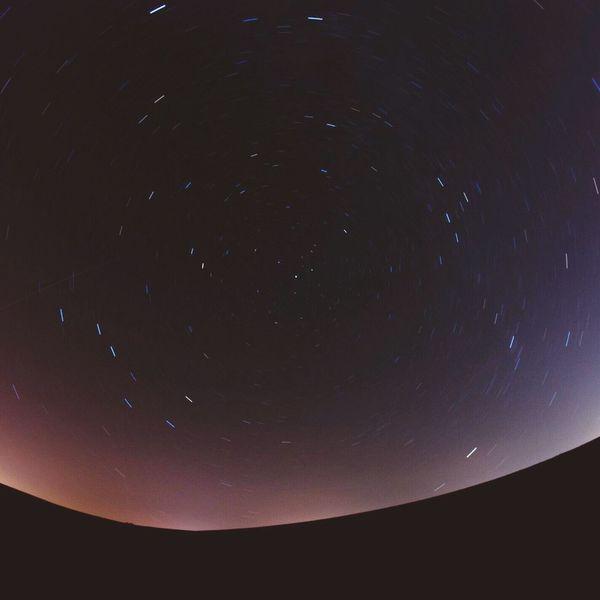 Sterne  Stars Night