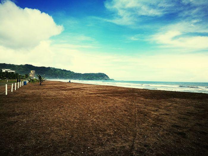 Beach Cloud - Sky Beauty In Nature JacoBeach Costa Rica 🇨🇷