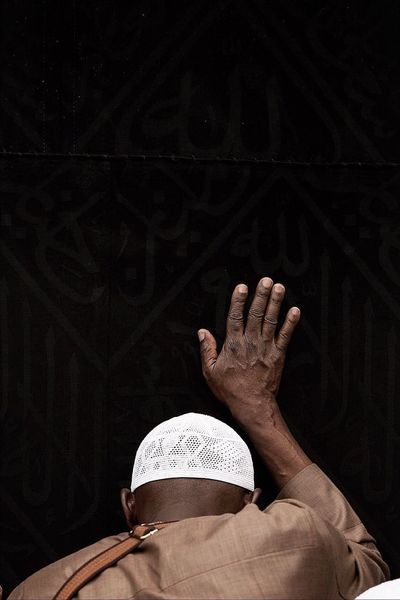 Connected. Leicacamera Makkah Kaaba