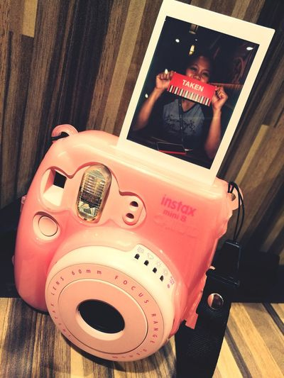 Millennial Pink EyeEmNewHere Memories Iloveyou Capture The Moment Love Is In The Air Absolutely Taken Instax_pink