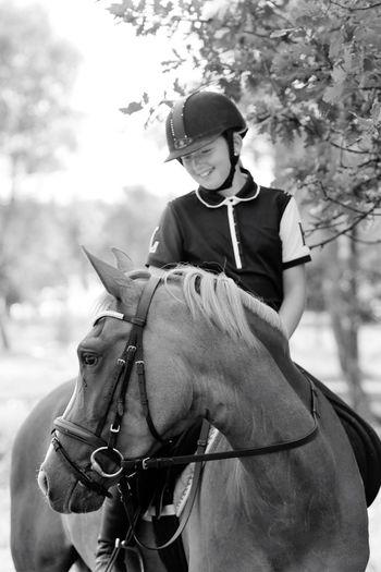 Horses Pony Horse Photography  Horseriding EyeEm Best Shots Daugther