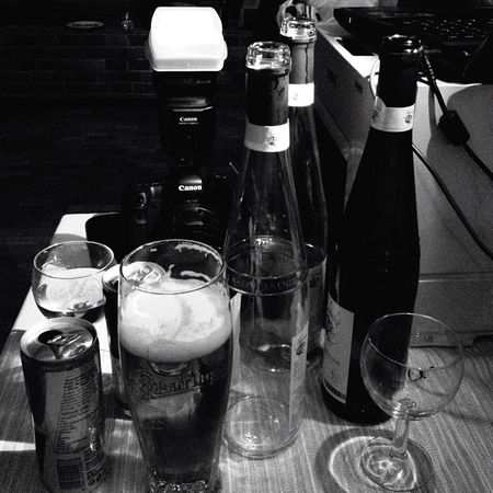 Photographer I Love My Job! Enjoying Life Alcohol Photobox Canon Goodnight Working Hard Blackandwhite Wine