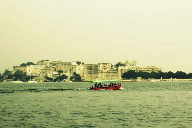 Traveldiaries Udaipur Cityoflakes Beautiful Day Beautiful View Wanderlust PICHOLA Mesmerized Boatride First Eyeem Photo :) <3