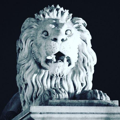 Lionstatue