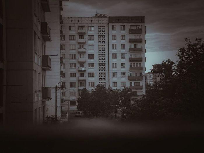 #rustavi #რუსთავი City Skyscraper Architecture Building Exterior Window