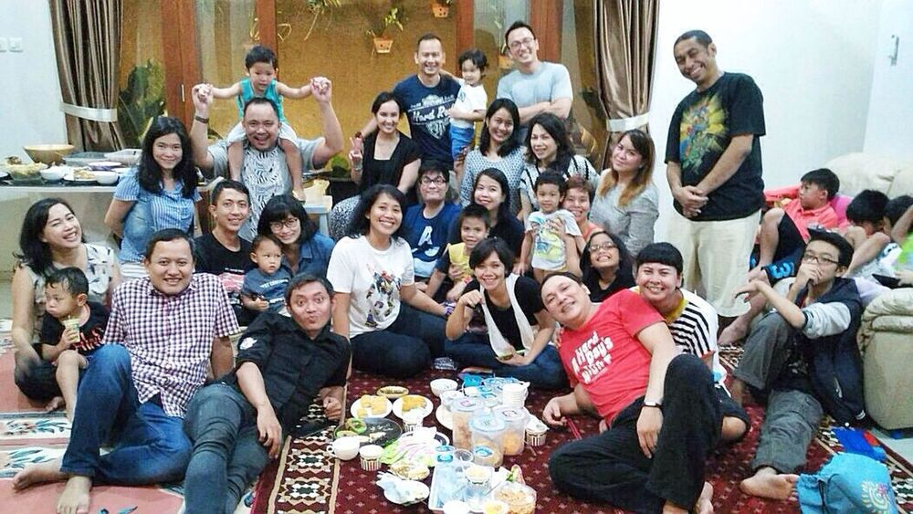 Bukber Atmaer's June'16, at The Patriaji's Houzz. Mobile Upload-Me & Friends Atmaer's Bukber Atmaer's 2016 Driaz And Friends By ITag