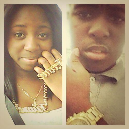 me & my baby @optionalswagg