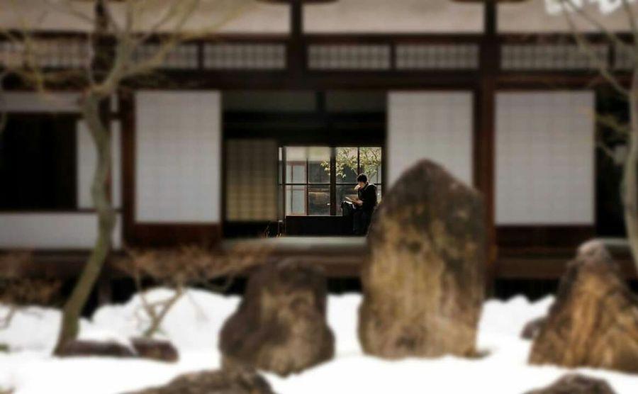 京都 Relaxing Enjoying Life Peace And Love Taking Photos Photo Around You Traveling 禅 Snow ❄ Hello World EyeEm Best Shots
