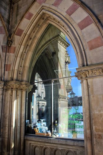 Bradford Arch Architecture Built Structure Religion History Day Woolexchange Westyorkshire Streetphotography Spirituality Indoors  Building Exterior No People