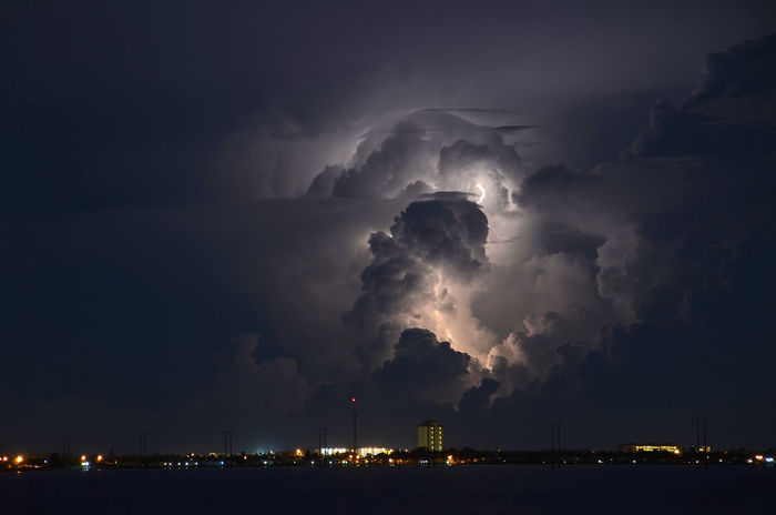 Lightning storm EyeEmNewHere Lighning Weather Thunderstorm Storm Cloud Storm Sky Scenics Power In Nature Outdoors No People Night Nature Dramatic Sky Dramatic Cloudy Sky City Building Exterior Beauty In Nature Architectural Column