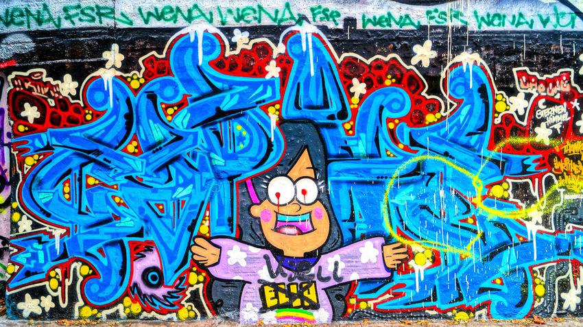Backgrounds Berlin Streetart Berliner Ansichten Capture Berlin Close-up Comic Crowd Day Graffiti Graffiti Art Mammal Outdoors People Schöneberg Streetart Streetart/graffiti Südgelände Tradition Urban Exploration Press For Progress Colour Your Horizn