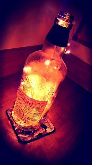 Sunlight In A Bottle