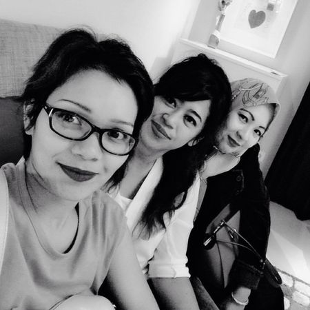 W/ Besties at Ikea Tongsis User By ITag Forever Friends - ITag Mobile Upload-Me & Friends