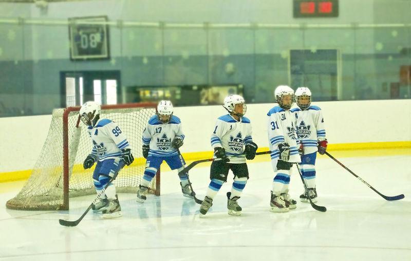Best Sport Ever EyeEm Best Shots Hockey Game Ice Rink My Son Youth Hockey
