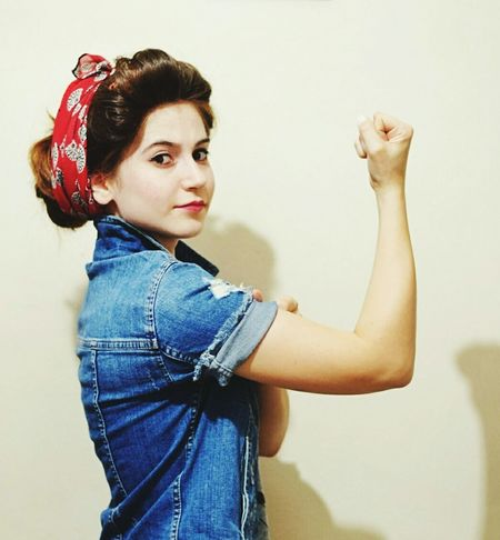 Wecandoit Stronger Strongwoman Like4like EyemeForLike EyeEm Gallery Red