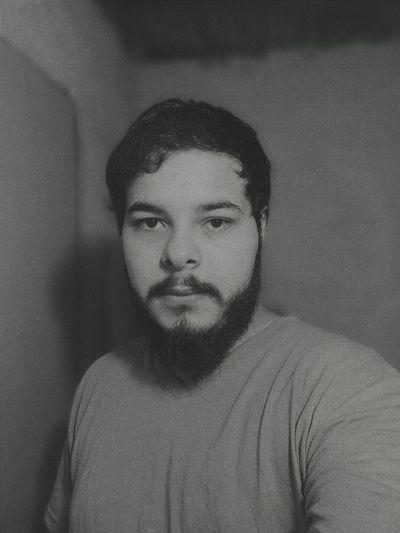Self Portrait Beard Life Beardstyle Portrait Vintage Black And White Beard Black & White Today's Hot Look Men Style