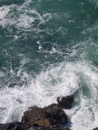 Cape Falcon Nahalem Oregon coast Nature Ocean Water Waves Rocks