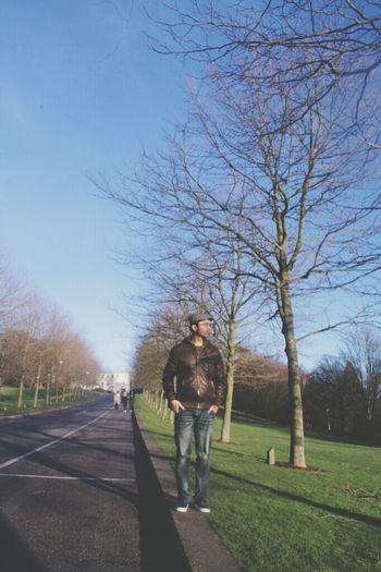 Morning Stroll University Of Nottingham That's Me Take A Break