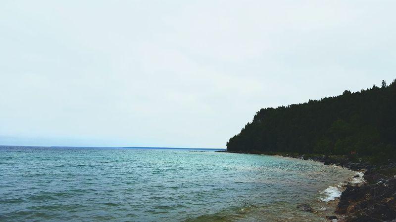 Michigan Mackinac Island Pure Michigan Lake Huron Eyeemphoto