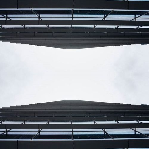 A bright future awaits us all. Attractions Artsy Architecture Lookingup_architecture Sky_high_architecture Skyscraper Lookingup Buildings Buildingsandsky Walking Streetphotography Abstract Abstractart ArtsyFartsy Photooftheday Picoftheday Skyscrapers Design Art Concrete Tv_architectural Tv_simplicity Tv_pointofview Igsg Sgig instagram symmetry goals motivation
