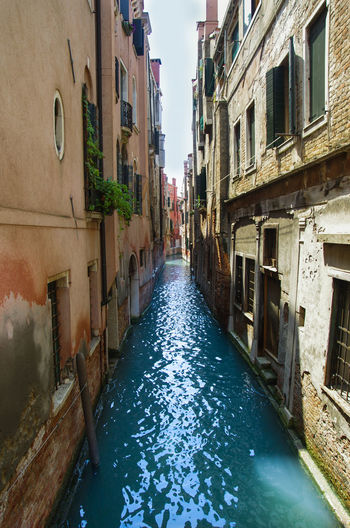 Architecture Building Exterior Built Structure Canal Day Nature Outdoors Sky Venezia Venice Venice, Italy Water Waterfront