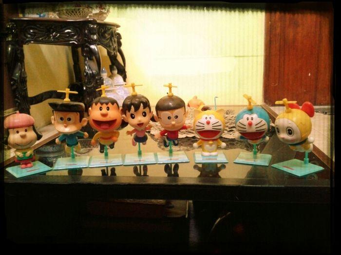 The Puzzle Doraemon And Friend 3D Has Complete Now