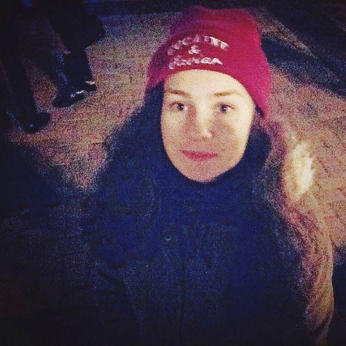Night Lera Trree Snow ❄ Cool Went Out