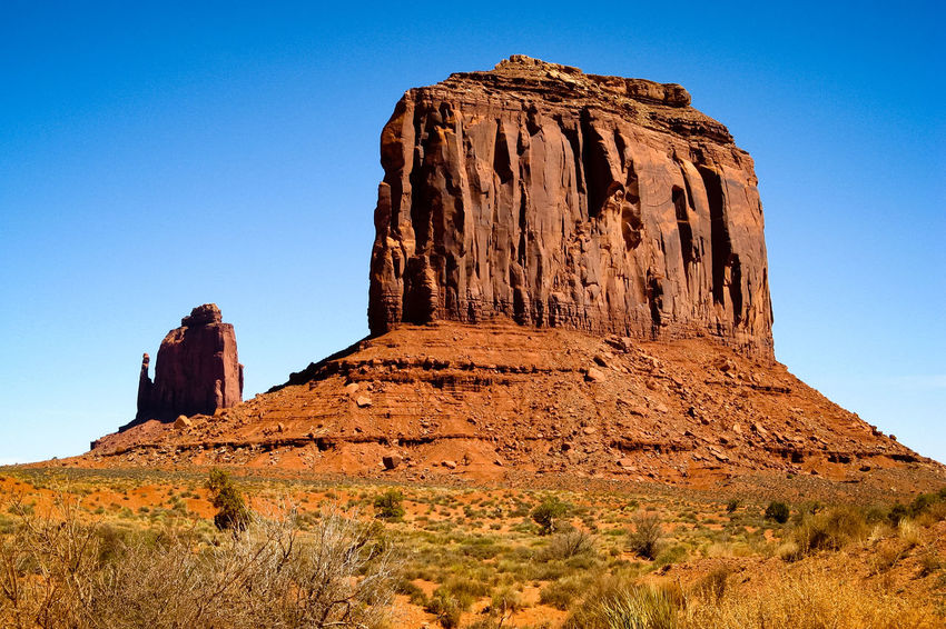 Natural Eroded Rocks Rock - Object Geological Formation Western USA USA Scenic Landscapes Eroded Mountain Wind Erosion Old West  The Old West Rocky Mountains Sandstone Rocks Sandstone Geological Formations Rocky Landscape Rocky Non-urban Scene Arid Landscape Eroded Monument Valley Nature Physical Geography Rock Formation Western
